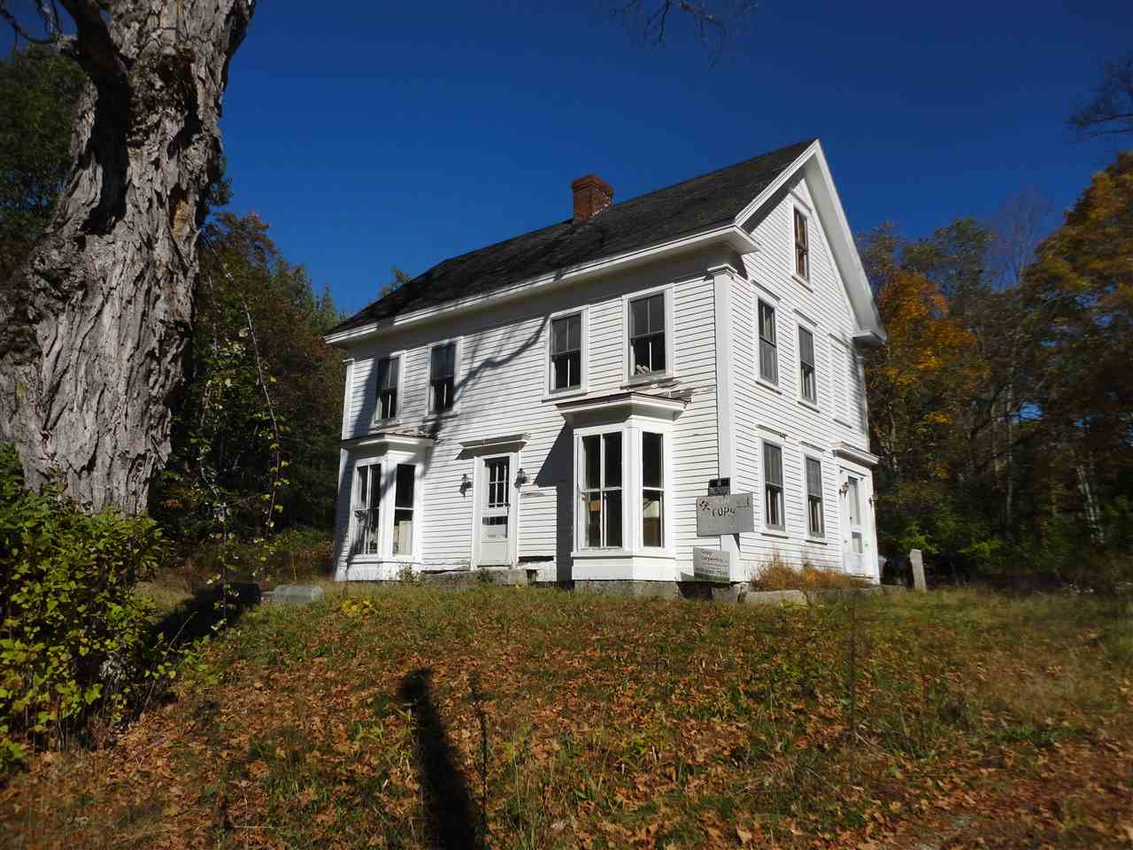 VILLAGE OF OSSIPEE VILLAGE NH IN TOWN OF OSSIPEE NH  Home for sale $110,000