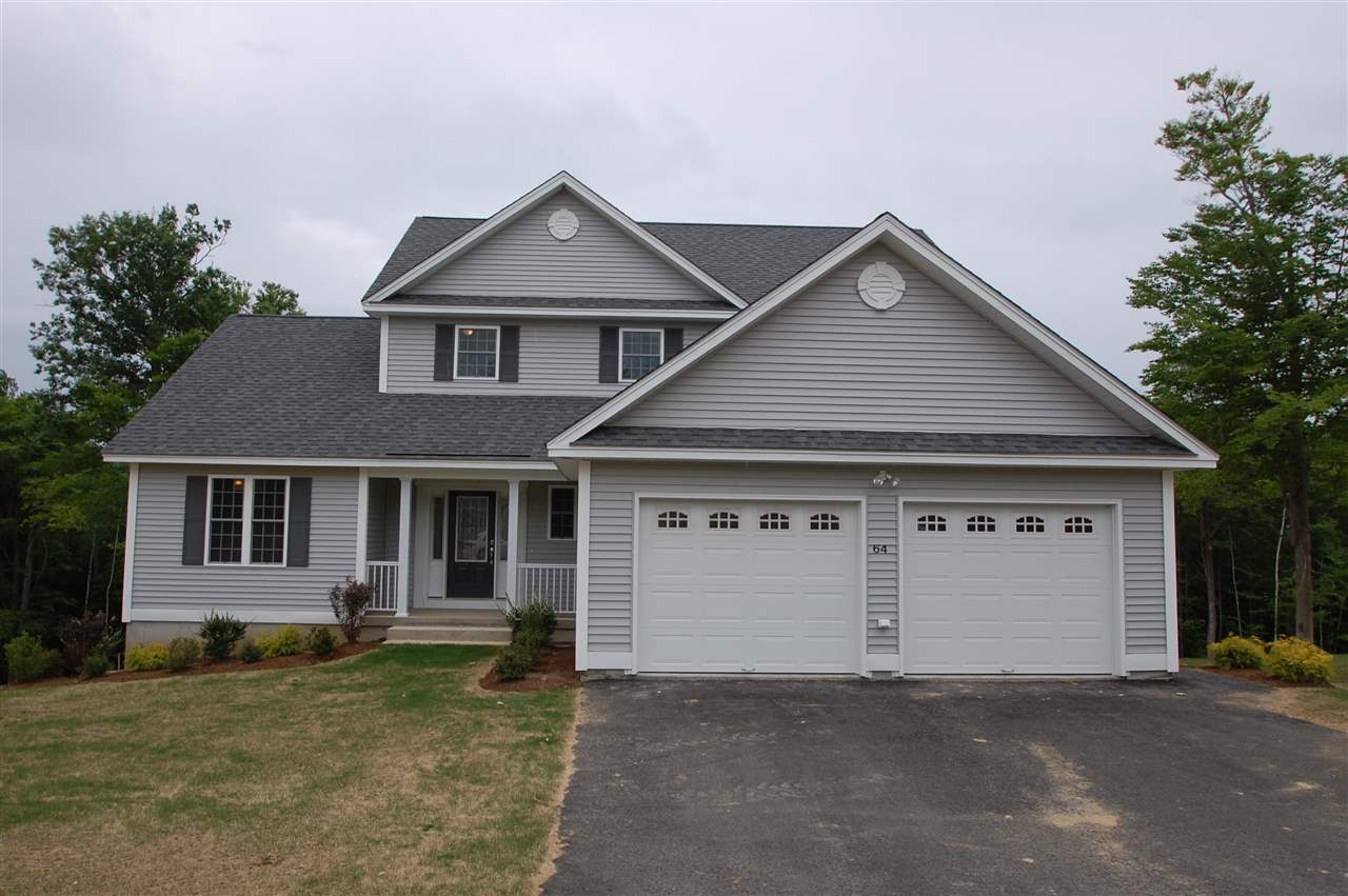 Dunbarton NH Home for sale $List Price is $446,662