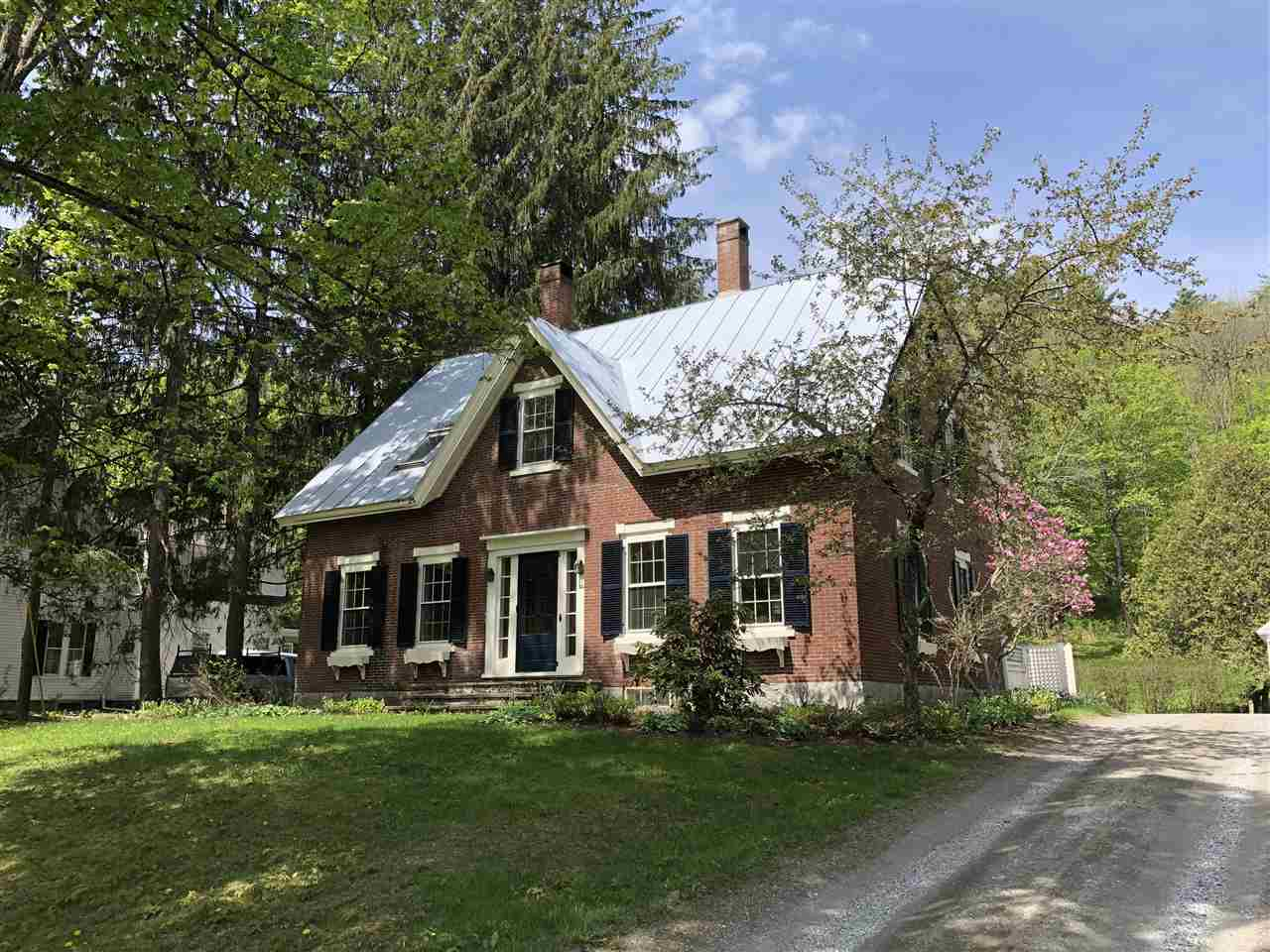 Woodstock VT Home for sale $List Price is $1,495,000
