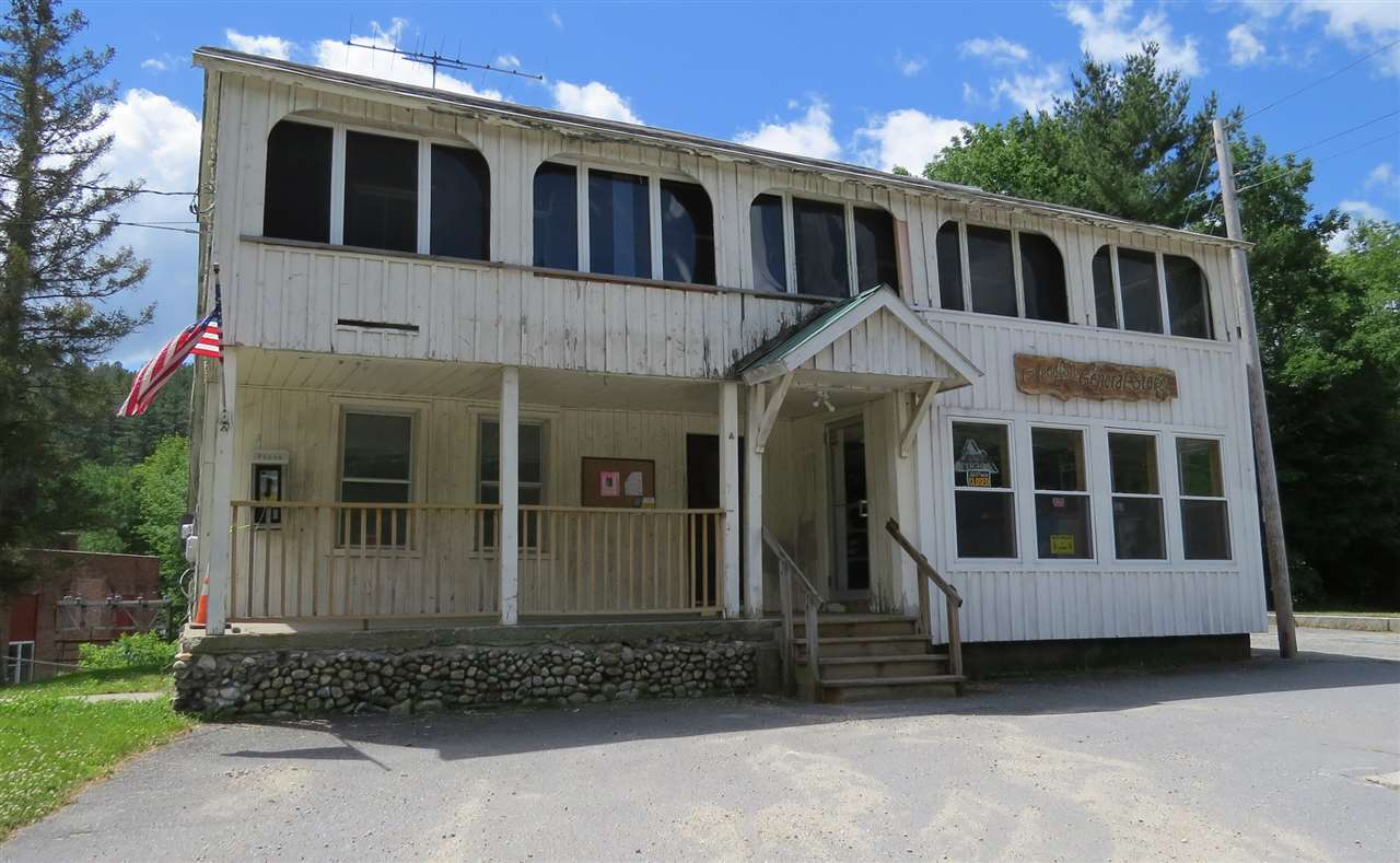 Cavendish VT Commercial Property for sale $List Price is $139,500