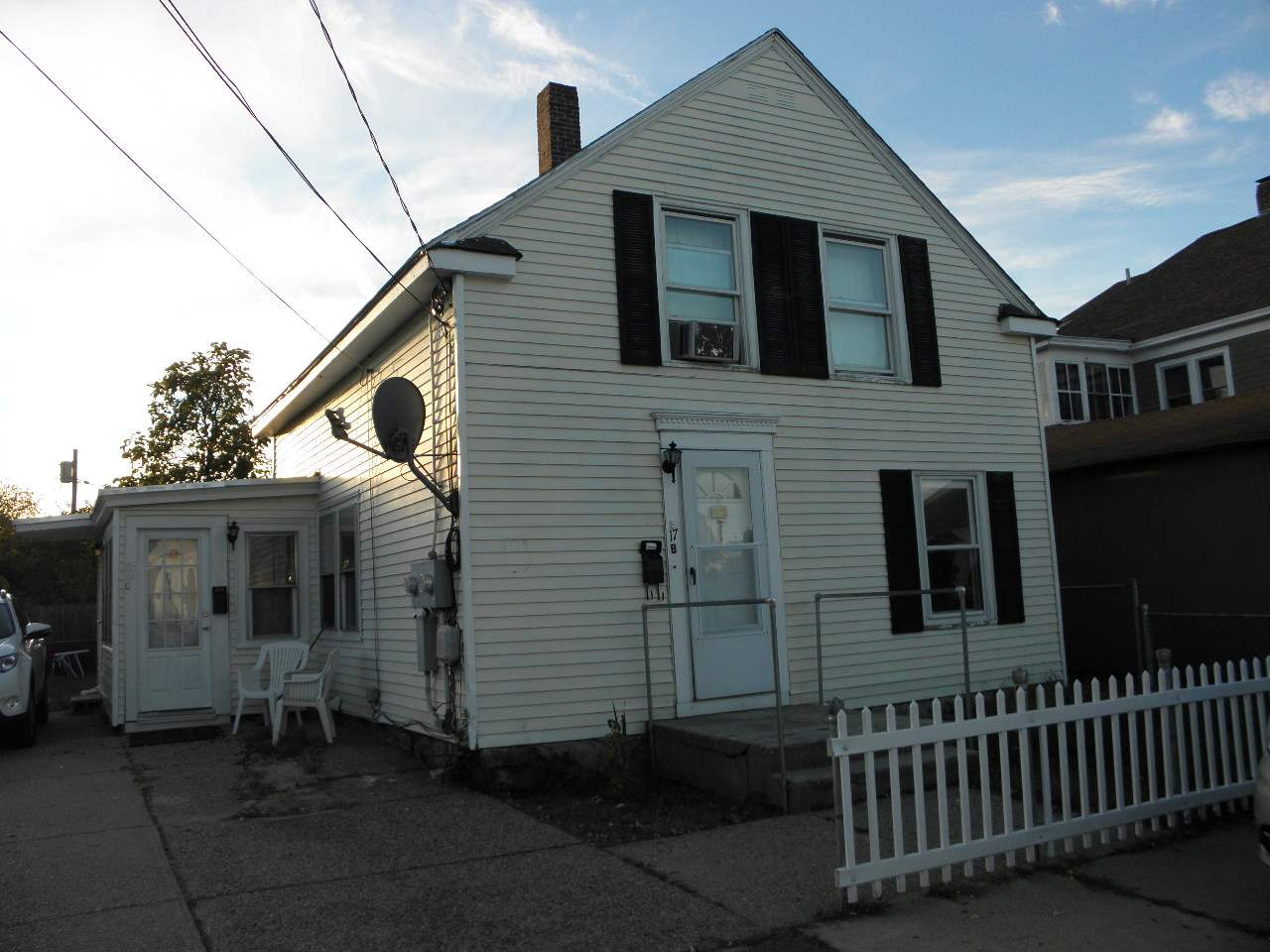 Nashua NH Multi Family for sale $List Price is $210,000