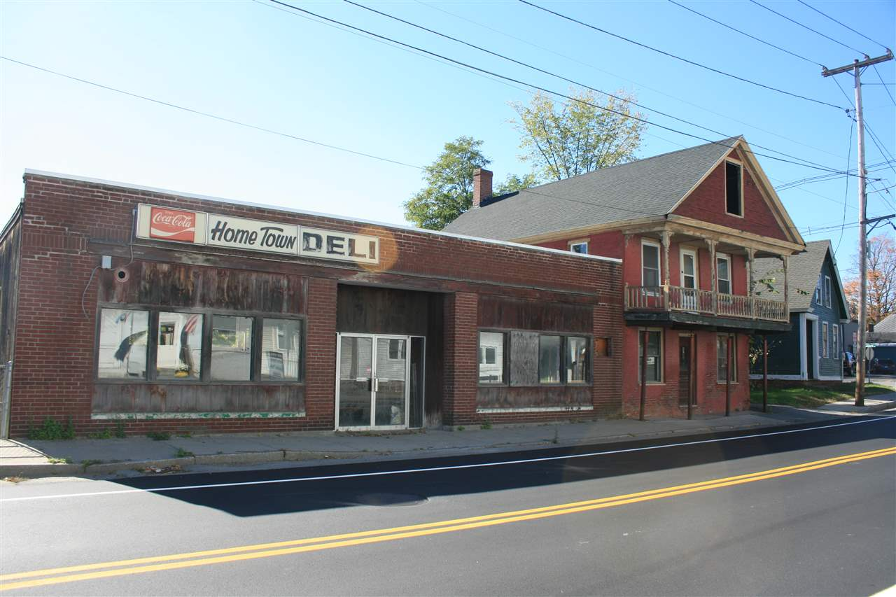 CLAREMONT NH Commercial Property for sale $$99,900 | $19 per sq.ft.
