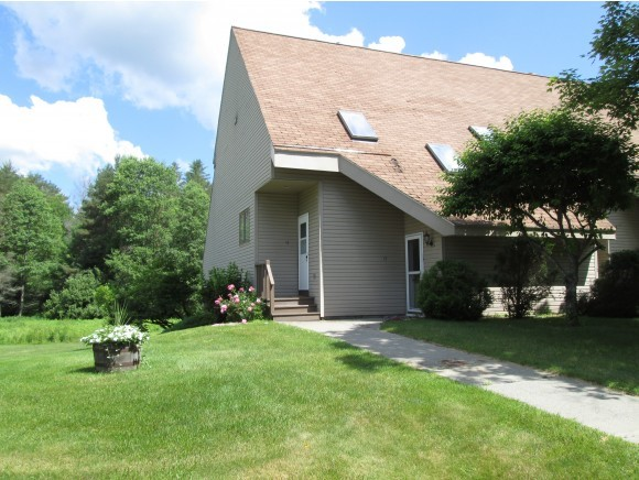 Woodstock VT Condo for sale $List Price is $132,000