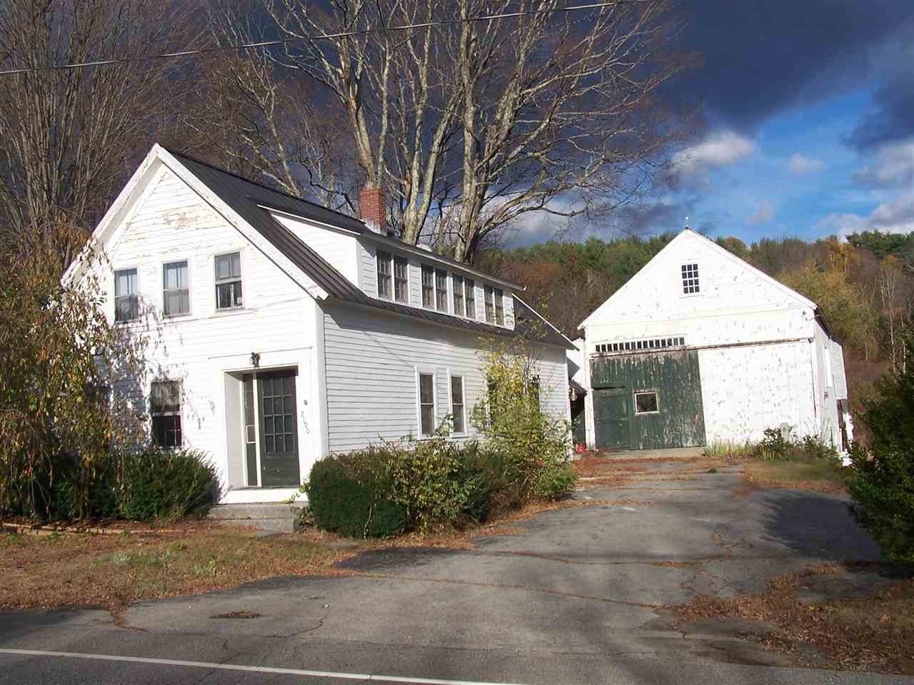 BRADFORD NH Home for sale $$220,000 | $120 per sq.ft.