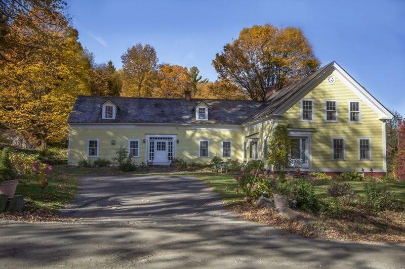 NEWFANE VTHome for sale $$695,000 | $191 per sq.ft.