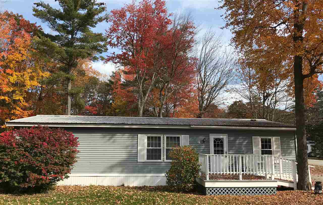 Concord NHMobile-Manufacured Home for sale $List Price is $69,500