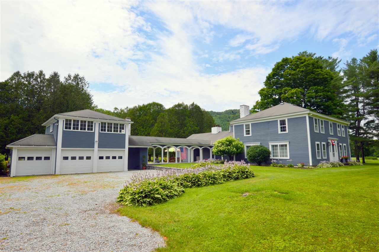 Cuttingsville Horse Farm | Property  on Mill River