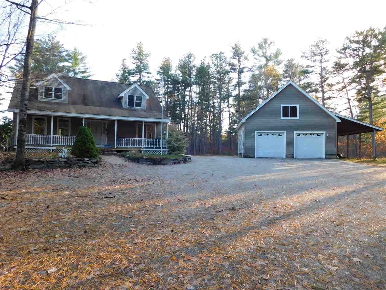 VILLAGE OF CENTER OSSIPEE IN TOWN OF OSSIPEE NH  Home for sale $295,000