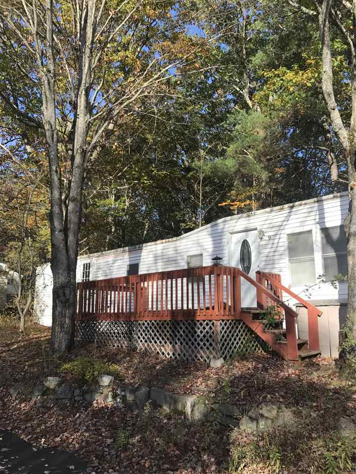 Milford NH Mobile-Manufacured Home for sale $List Price is $24,000