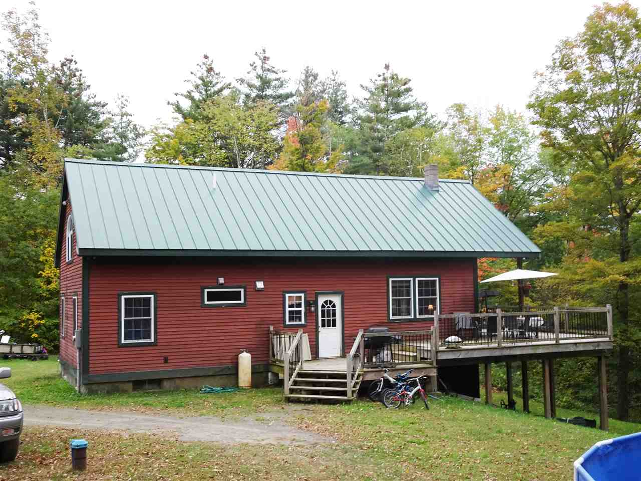 DANBY VT Home for sale $$184,000 | $126 per sq.ft.