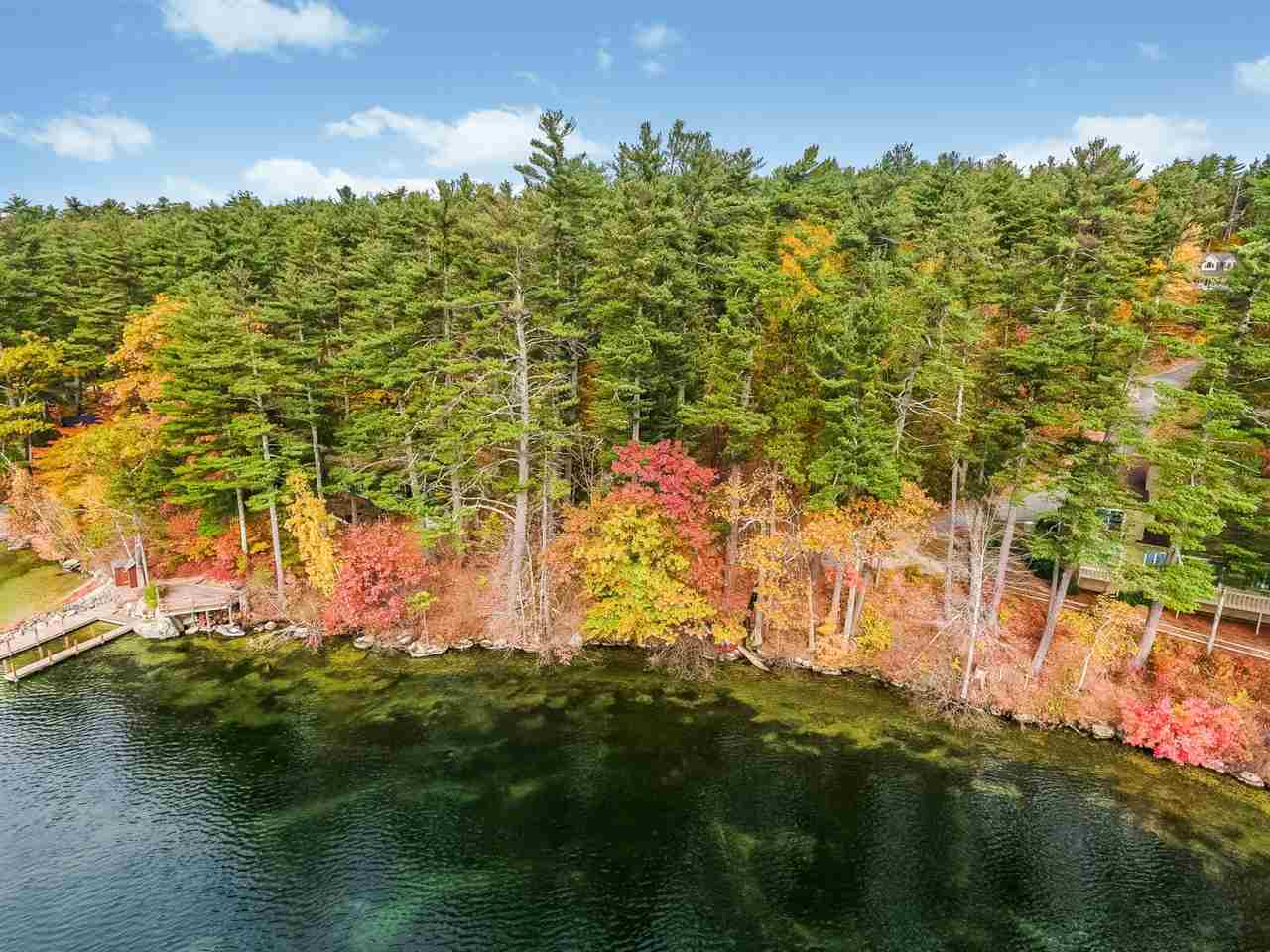 Wolfeboro NH Land mls no. 4666504 with 115 ft. Owned waterfront