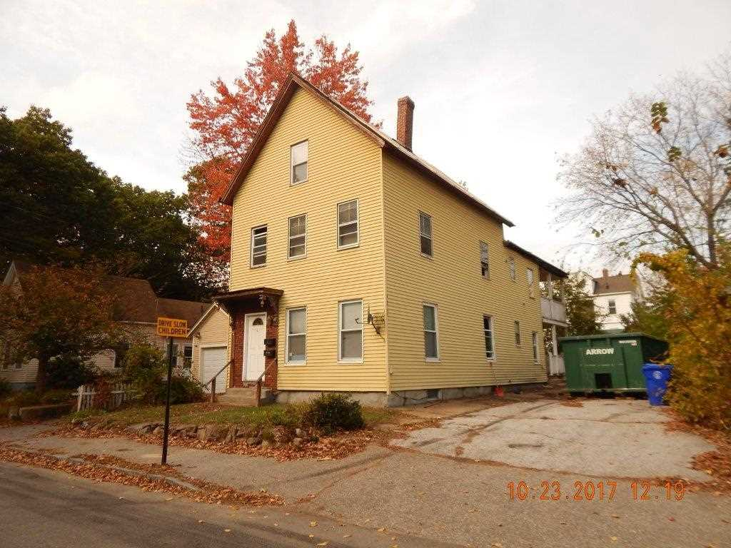 Manchester NHMulti Family for sale $List Price is $118,600
