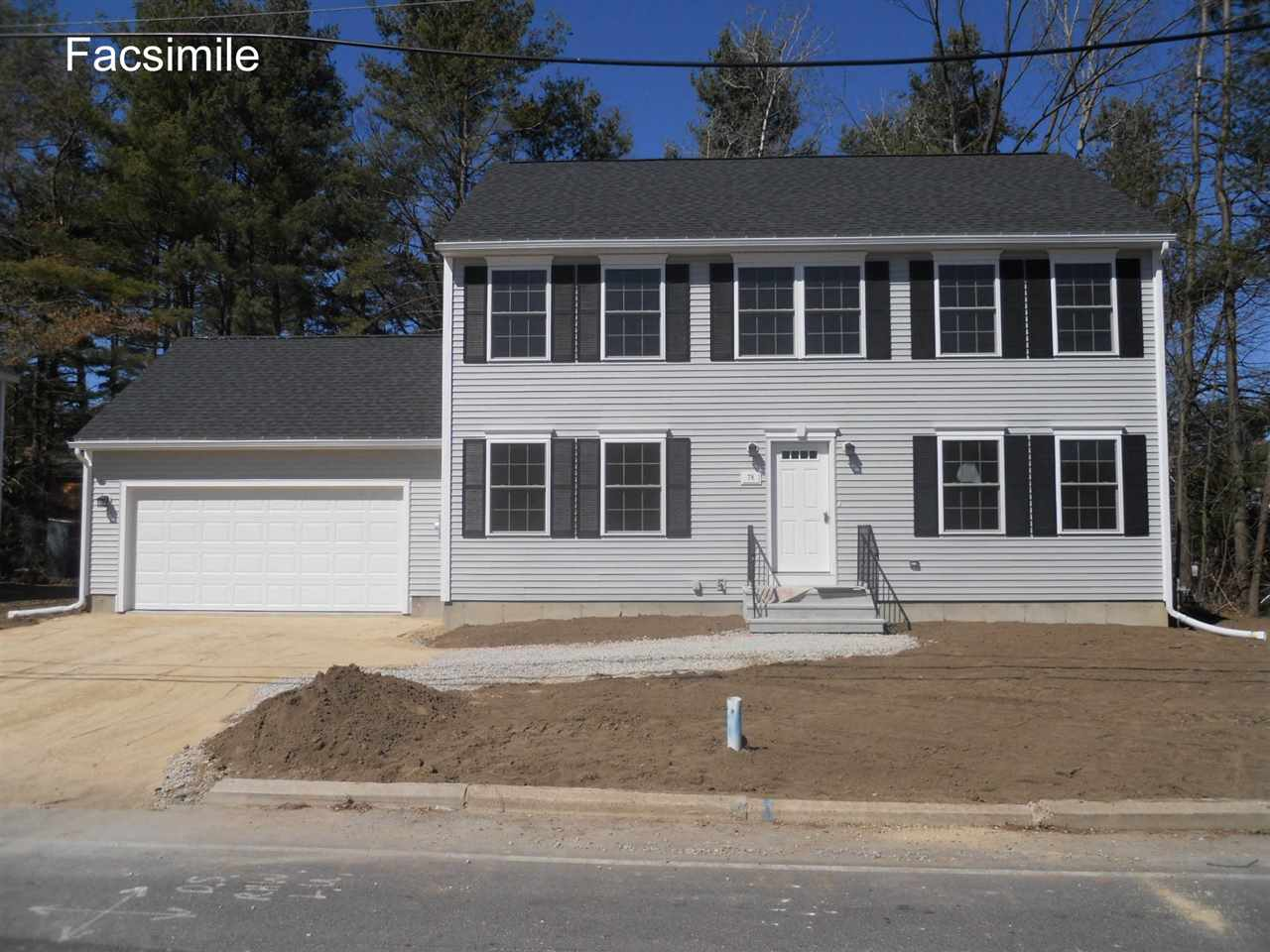 Hooksett NH Home for sale $List Price is $375,900