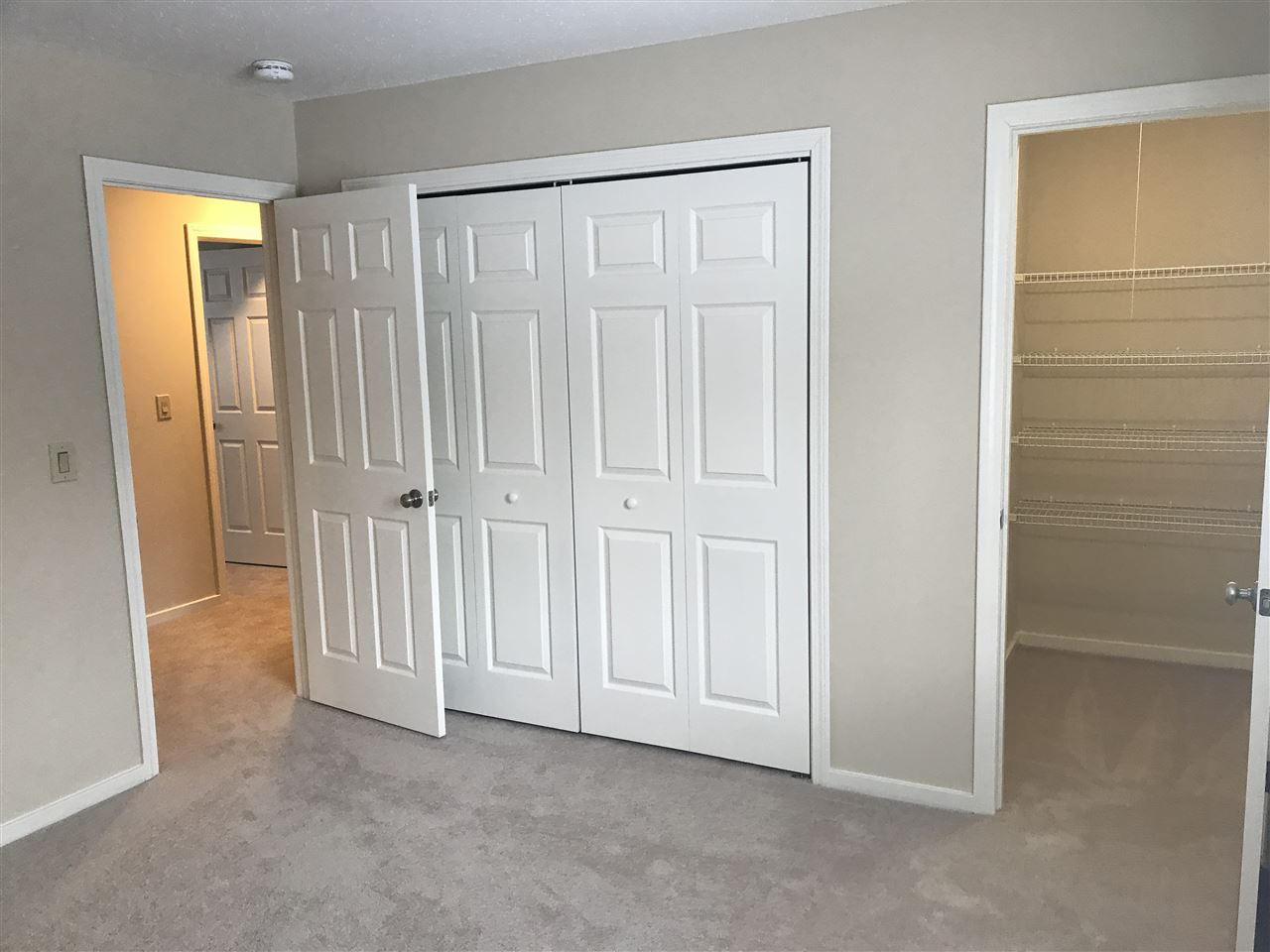 Nice closet space and new carpet 11312499