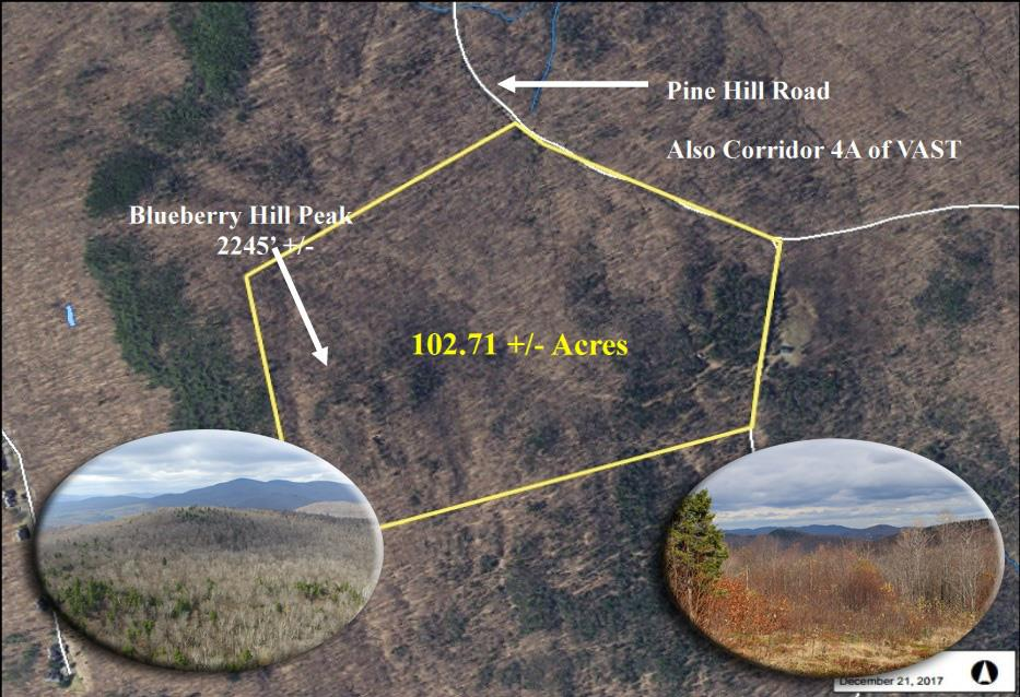 PLYMOUTH VT LAND  for sale $$129,000 | 102.71 Acres  | Price Per Acre $0