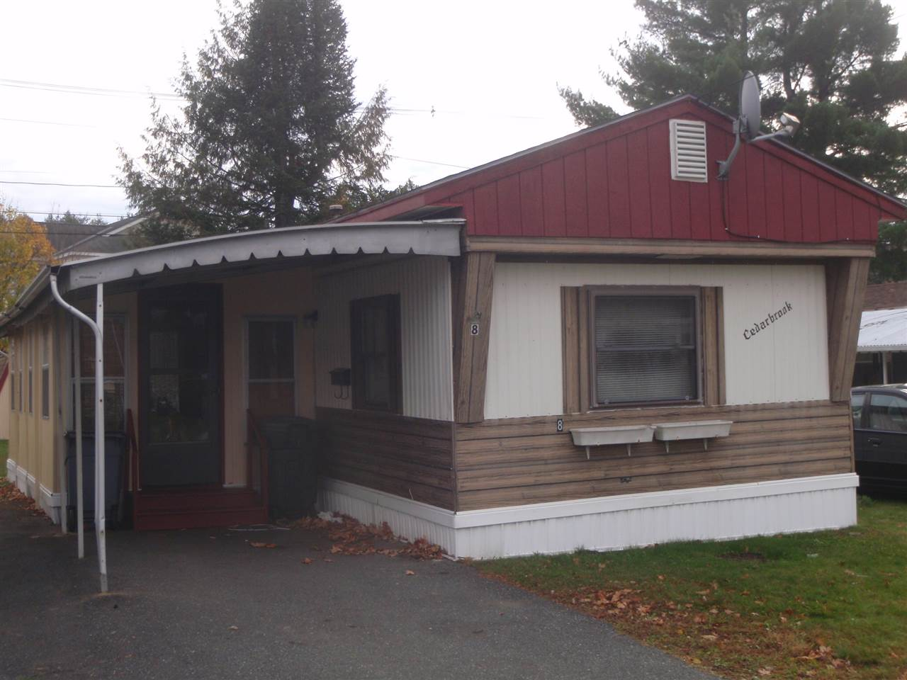 LEBANON NH Mobile-Manufacured Home for sale $$30,000 | $41 per sq.ft.