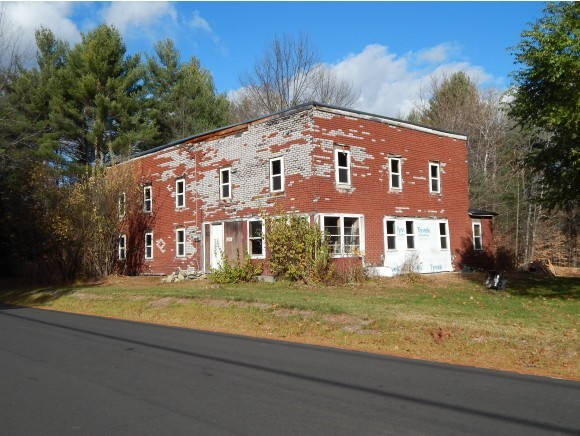 NEWBURY NHCommercial Property for sale $$75,000   $27 per sq.ft.
