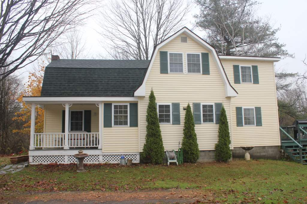 Village of North Springfield in Town of Springfield VT Home for sale $List Price is $159,900