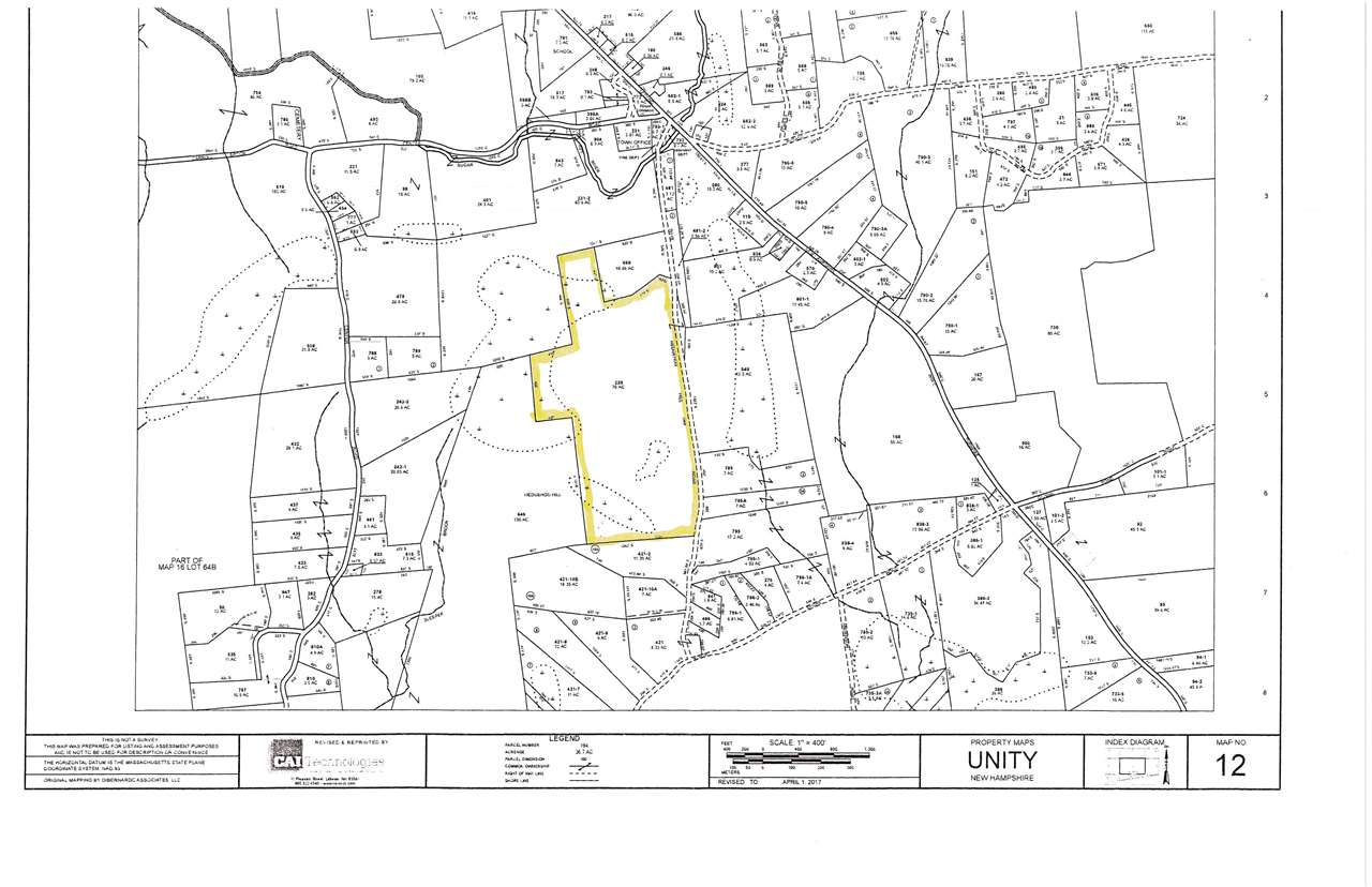 UNITY NH LAND  for sale $$72,000 | 70 Acres  | Price Per Acre $0