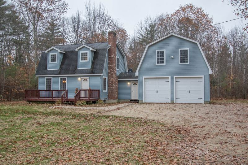 BARNSTEAD NH Home for sale $$265,000 | $101 per sq.ft.