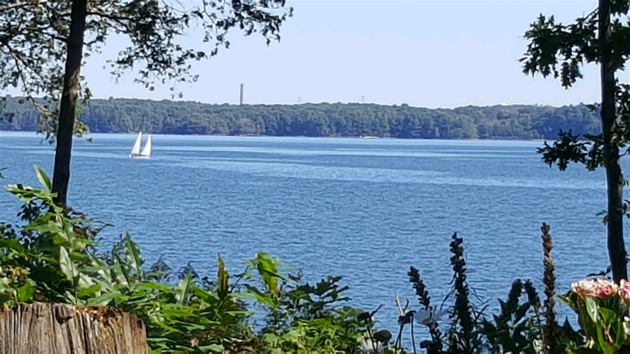 Newmarket NH Bay Great Bay waterfront home for sale
