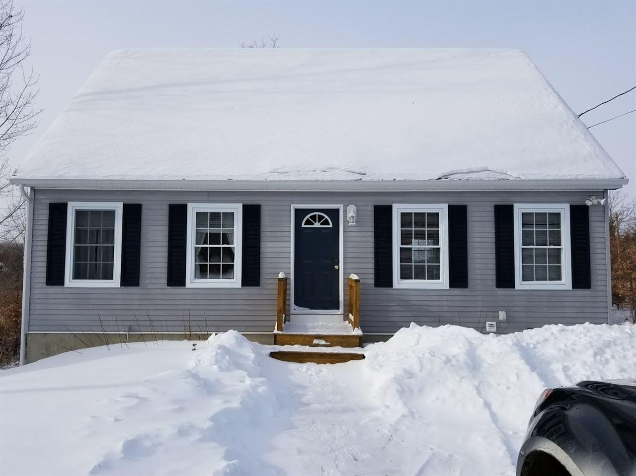 BARNSTEAD NH Home for sale $209,900