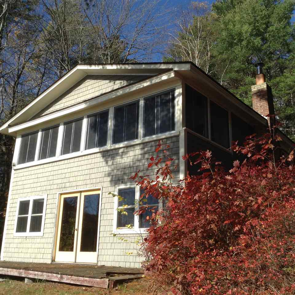 GRANTHAM NH Lake House for sale $$169,600 | $177 per sq.ft.