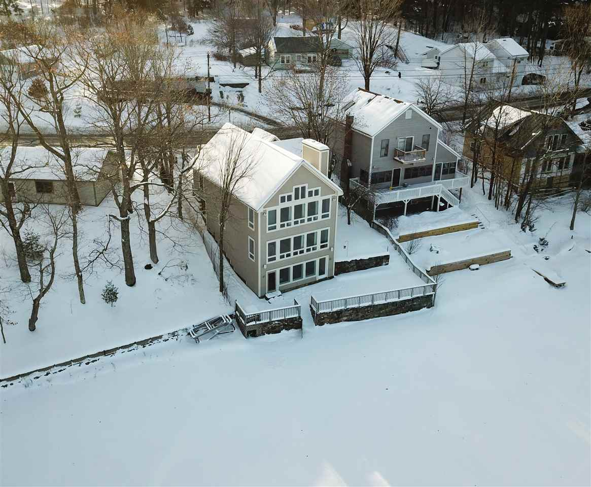 ENFIELD NH Lake House for sale $$539,000 | $197 per sq.ft.