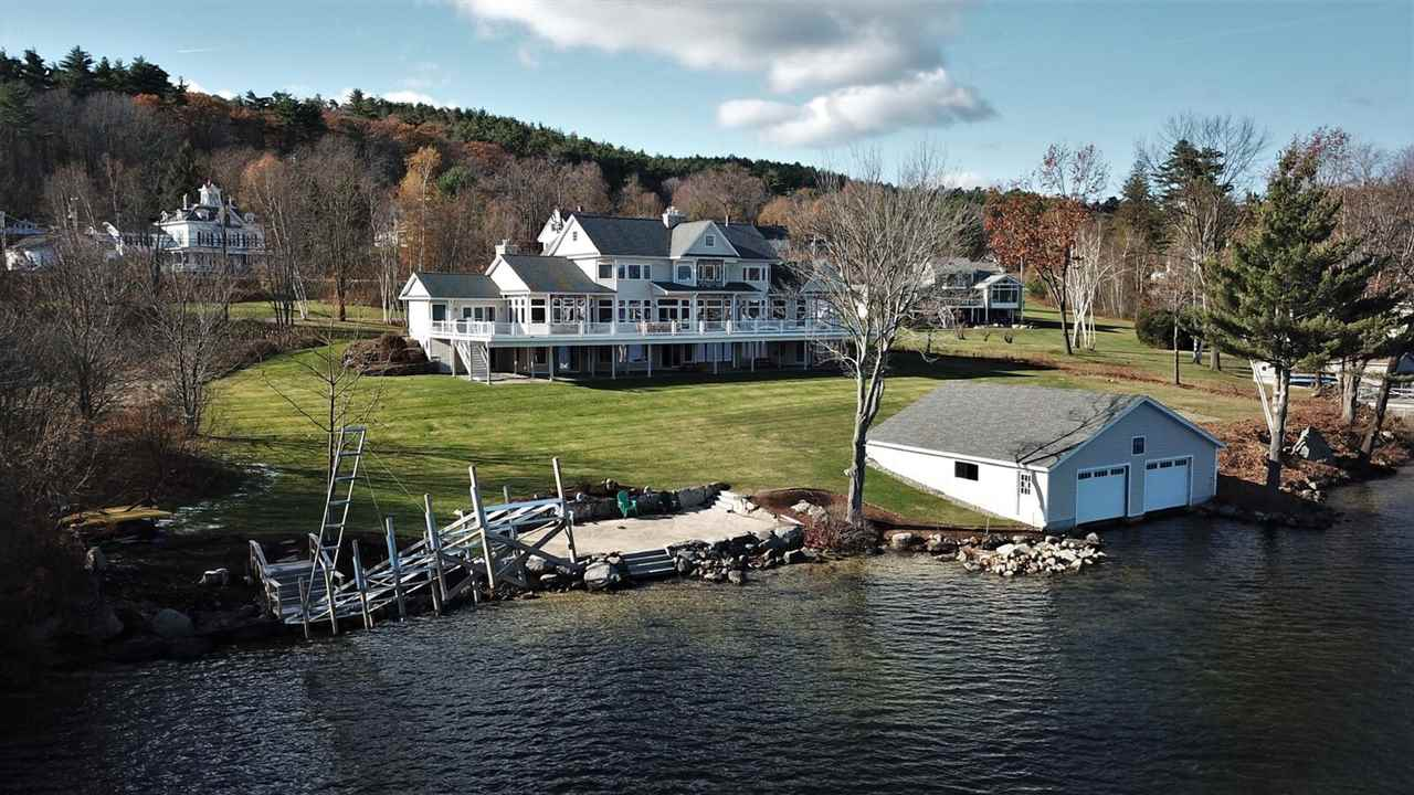 CENTER HARBOR NH  Home for sale $3,495,000