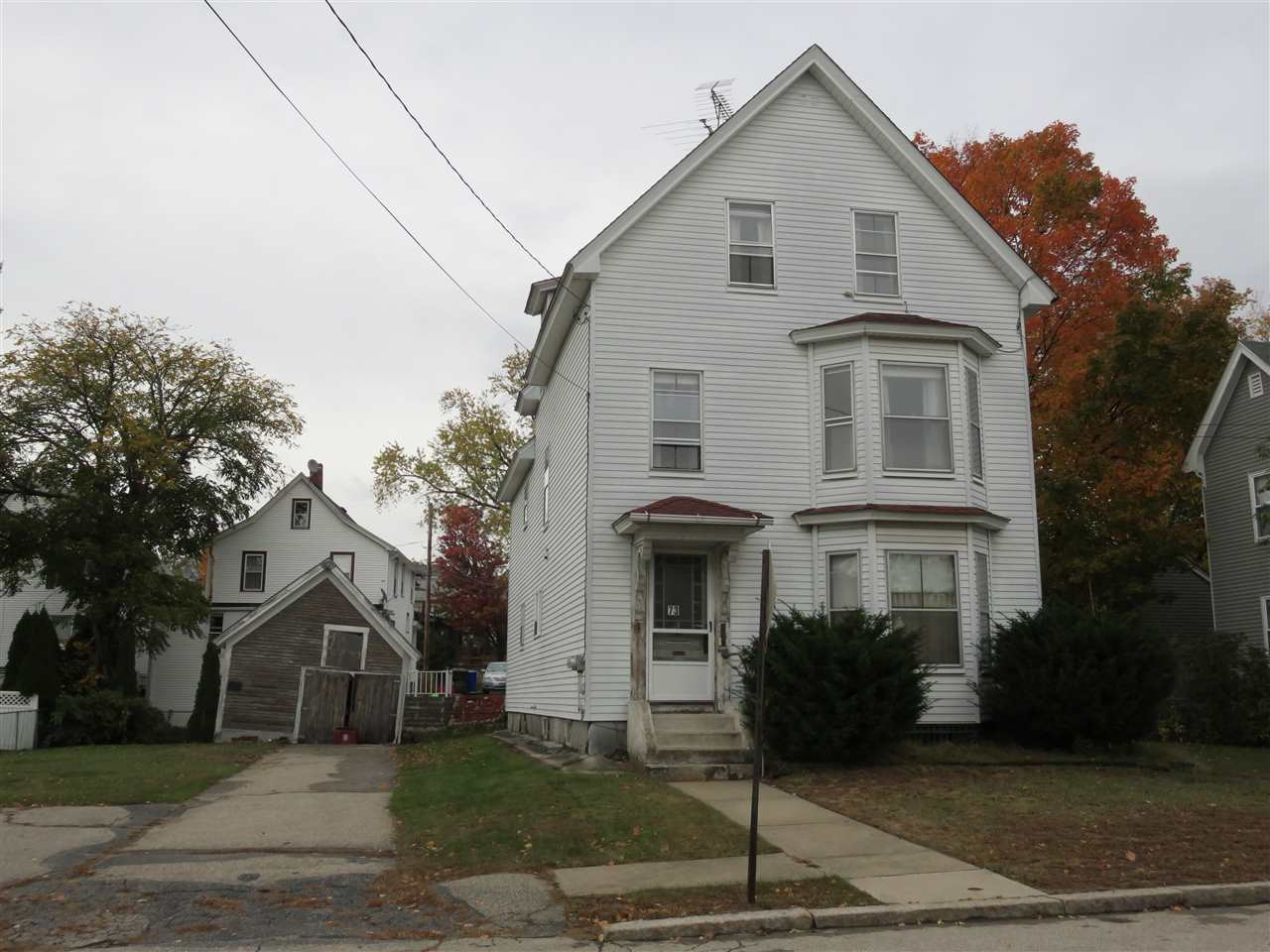 image of Manchester NH  2 Unit Multi Family | sq.ft. 2108