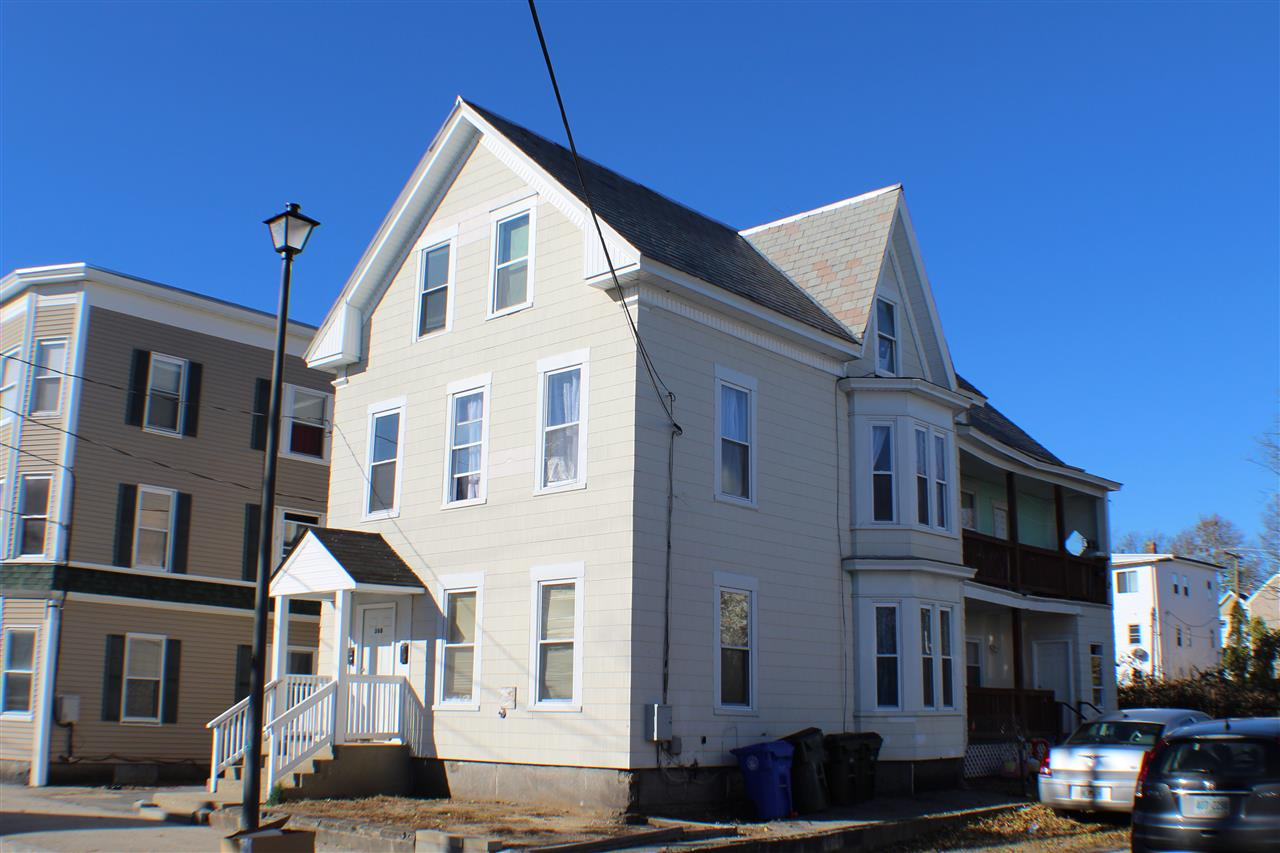 image of Manchester NH  3 Unit Multi Family | sq.ft. 8767