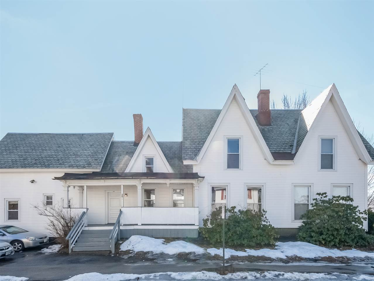 image of Manchester NH  3 Unit Multi Family | sq.ft. 6414