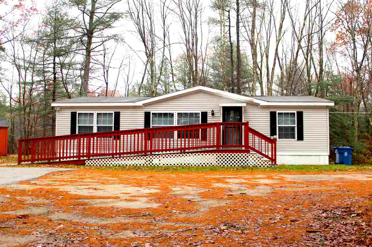 Amherst NH Mobile-Manufacured Home for sale $List Price is $85,000