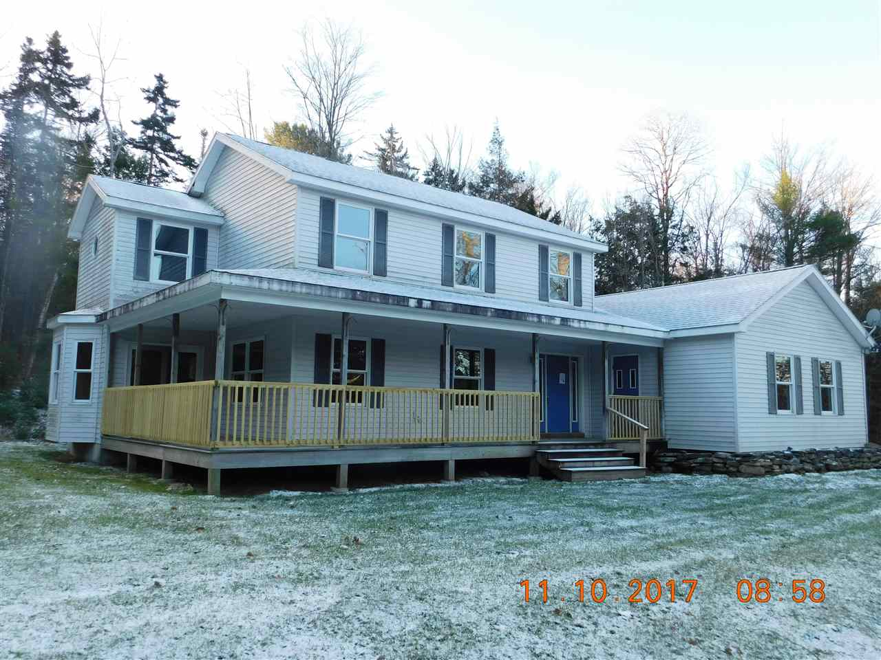 Reading VT Home for sale $List Price is $234,900