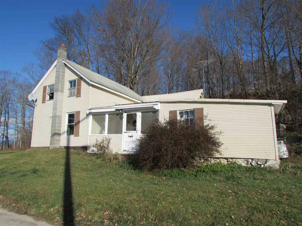 LEICESTER VT Home for sale $$45,000 | $36 per sq.ft.