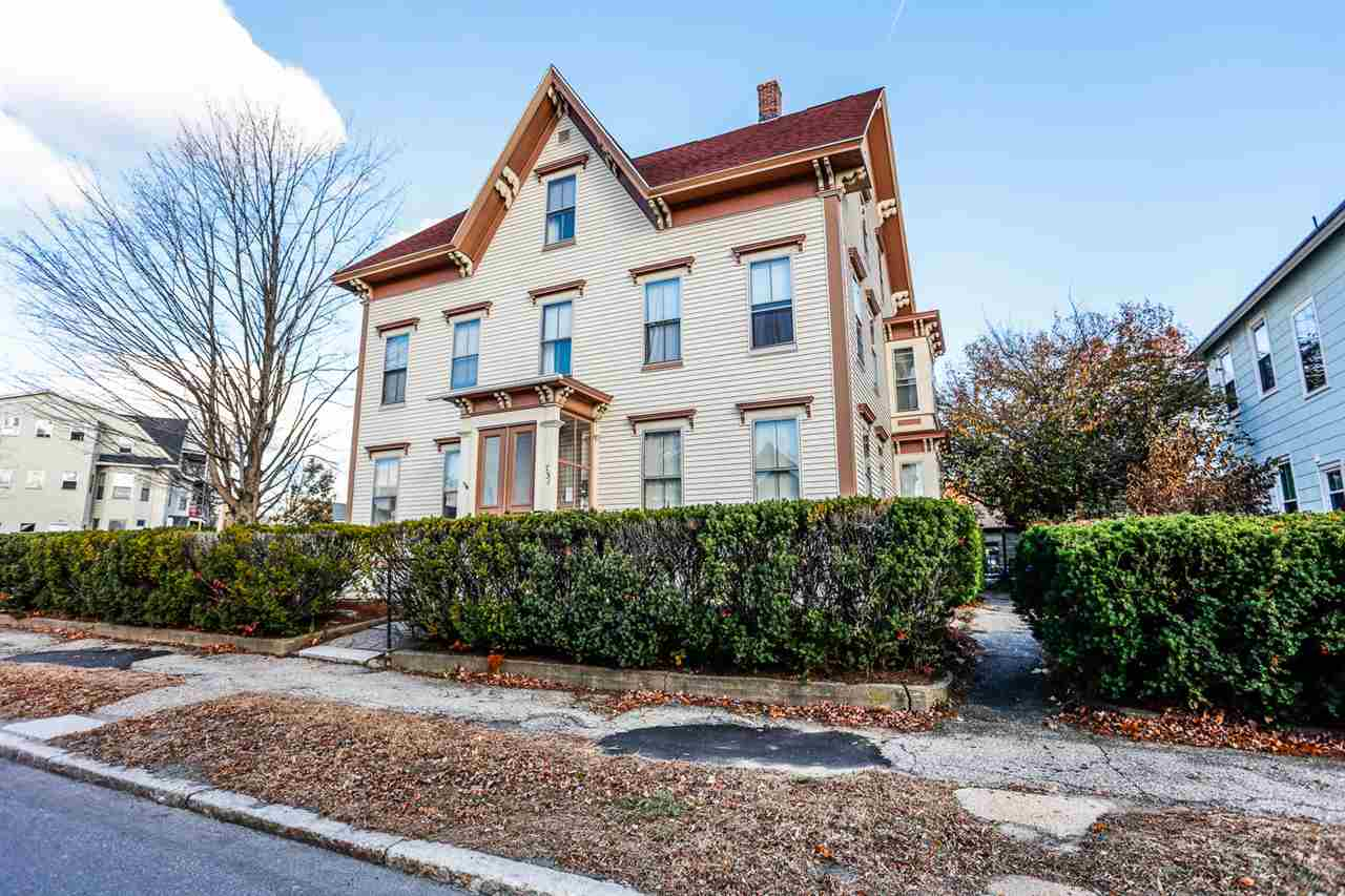 image of Manchester NH  4 Unit Multi Family | sq.ft. 10233