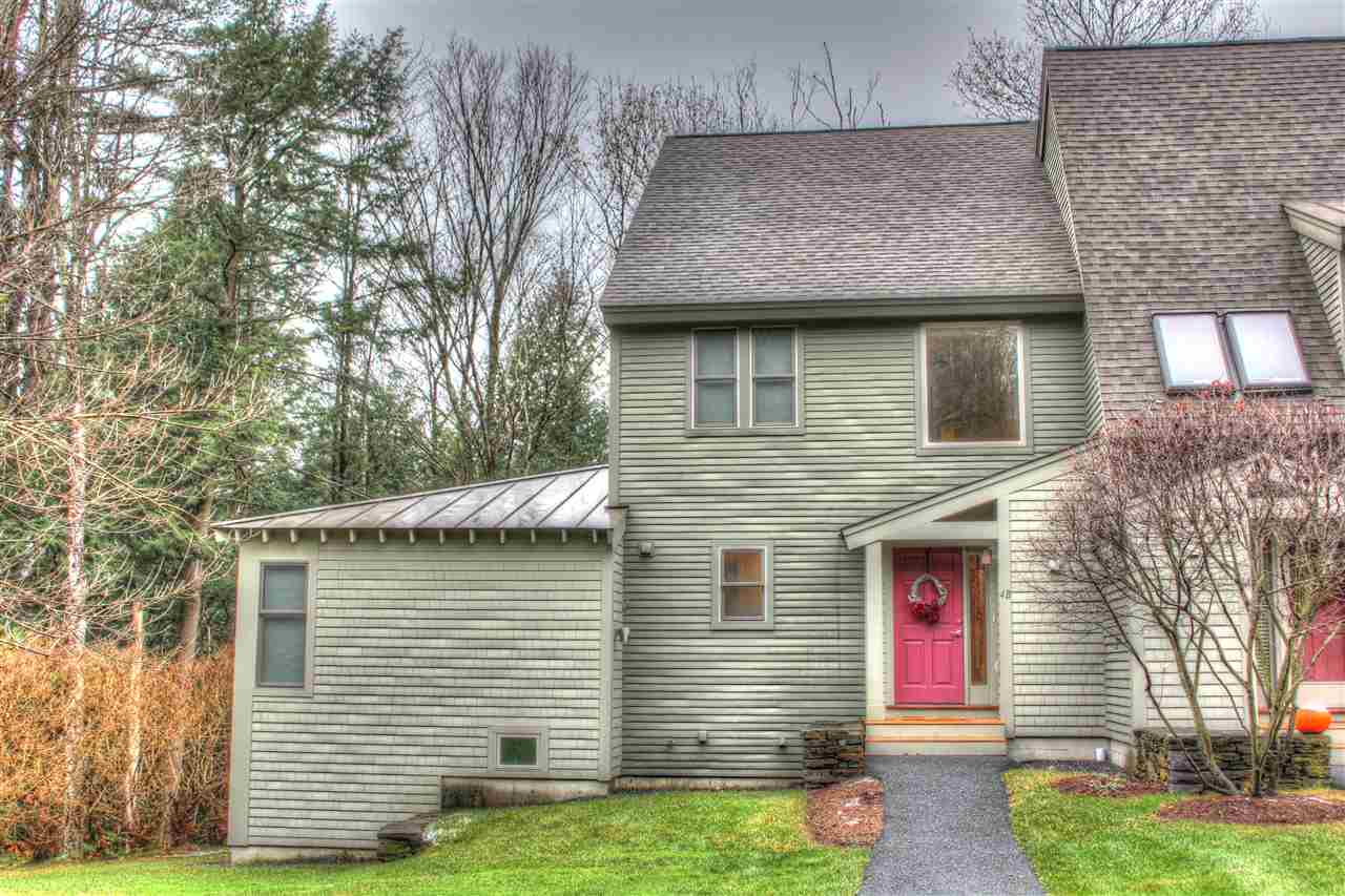 VILLAGE OF QUECHEE IN TOWN OF HARTFORD VT Condo for sale $$339,000 | $183 per sq.ft.
