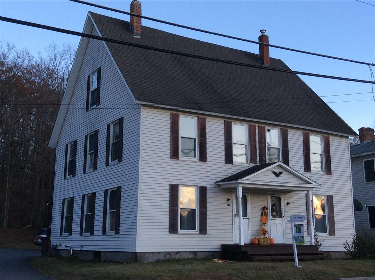 Hooksett NHMulti Family for sale $List Price is $244,900