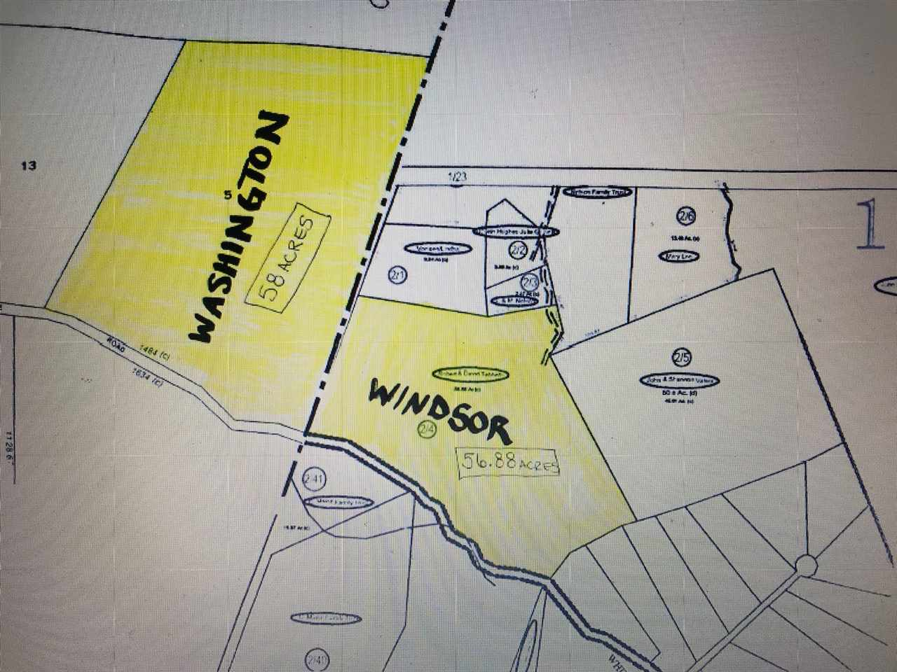 WINDSOR NH LAND  for sale $$240,000 | 114.88 Acres  | Price Per Acre $0  | Total Lots 2