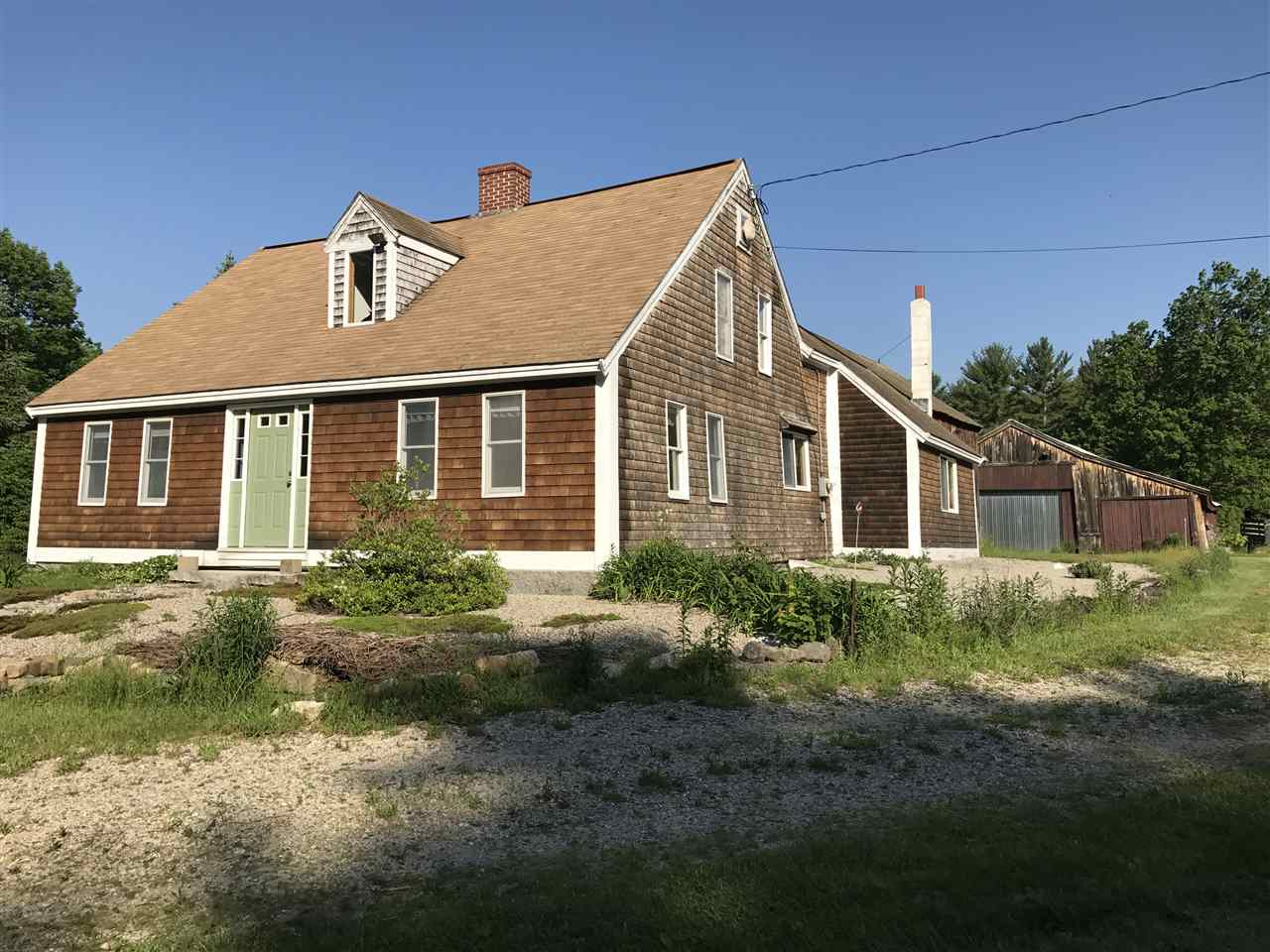 VILLAGE OF OSSIPEE VILLAGE NH IN TOWN OF OSSIPEE NH Home for sale $238,500