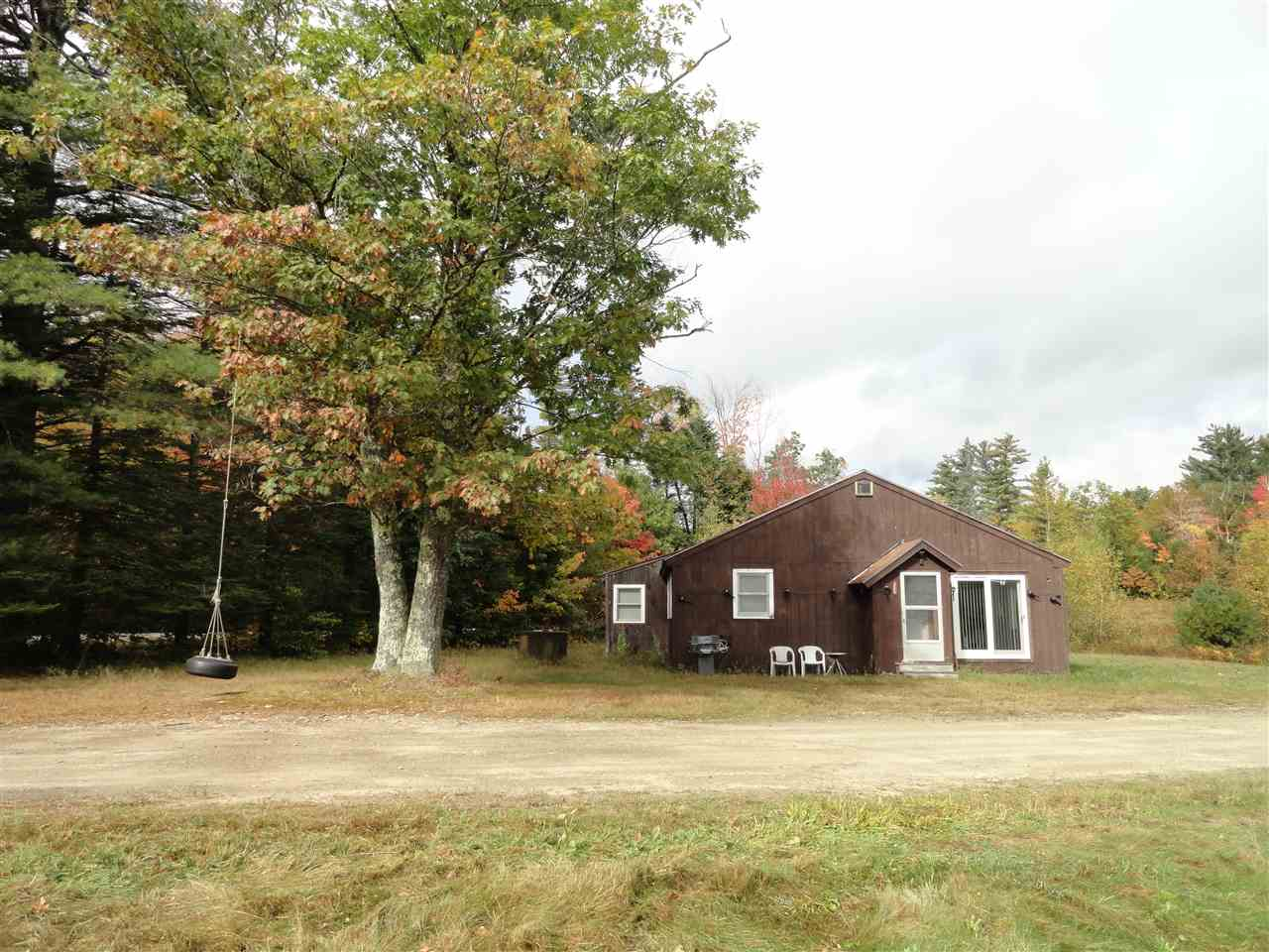 DANBURY NH Lake House for sale $$139,900 | $120 per sq.ft.