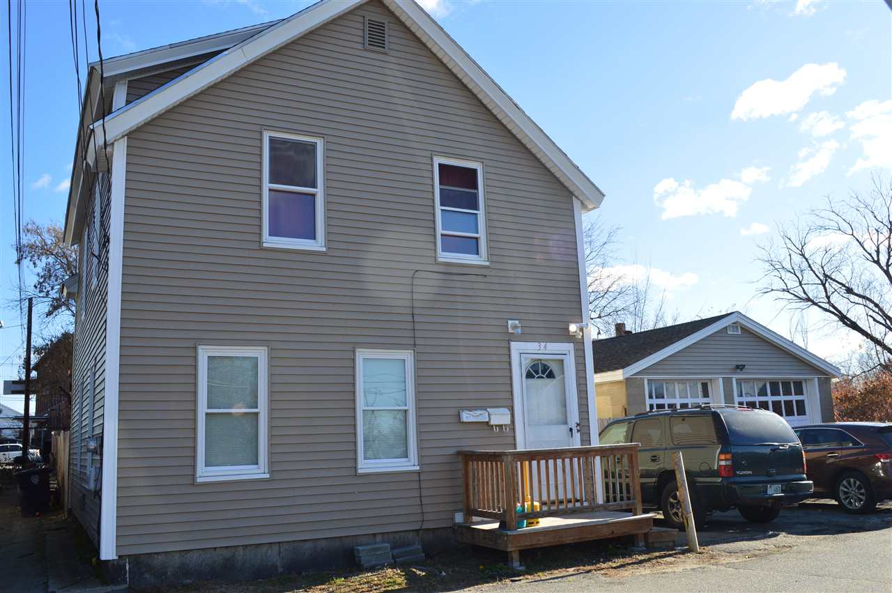 Nashua NH Multi Family for sale $List Price is $260,000