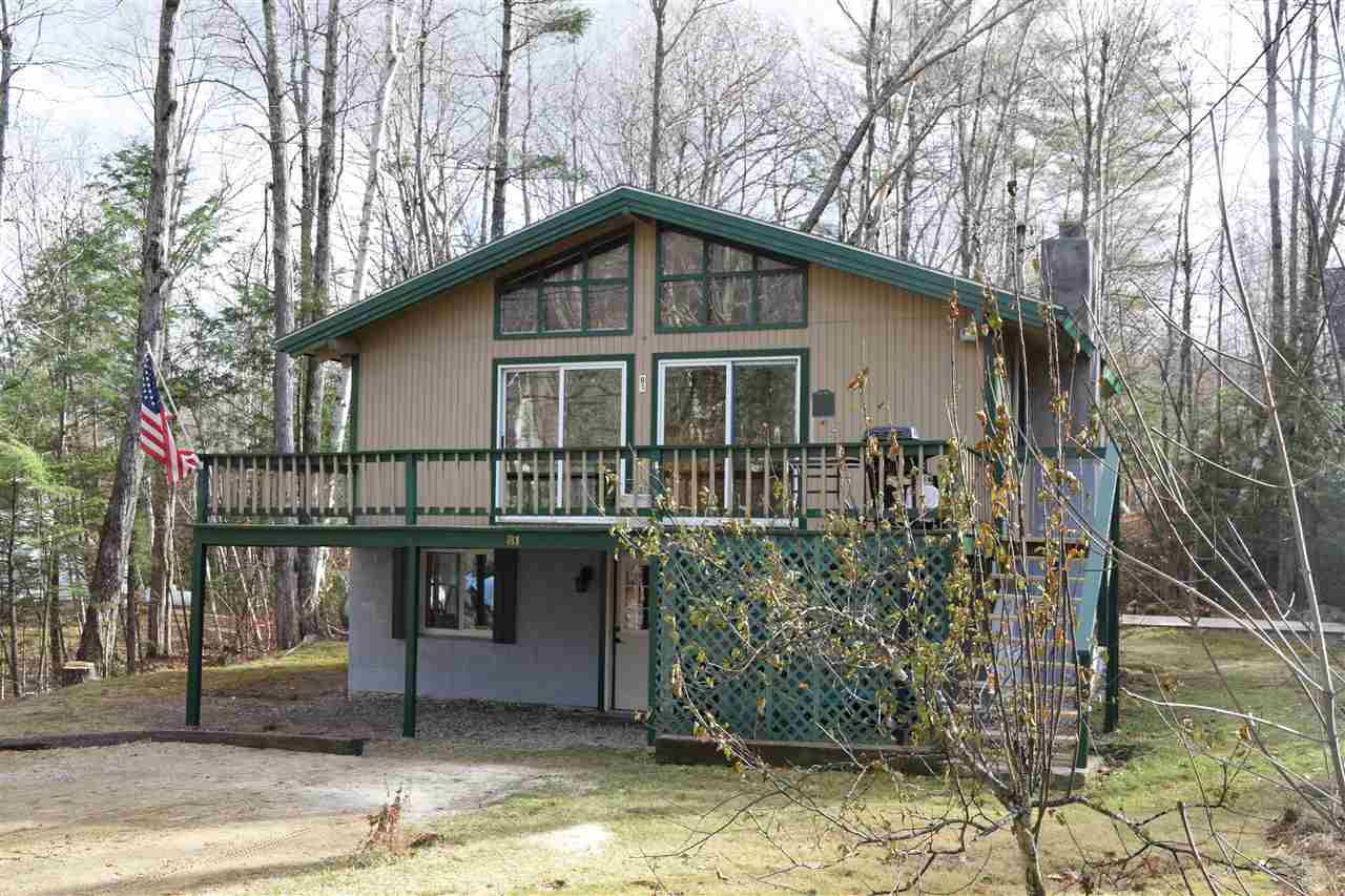 Moultonborough NH Home for sale $$169,900 $253 per sq.ft.