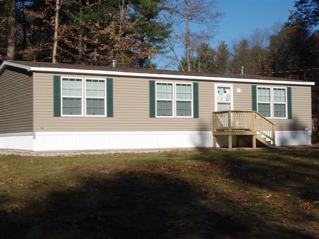 Nashua NH Mobile-Manufacured Home for sale $List Price is $127,000