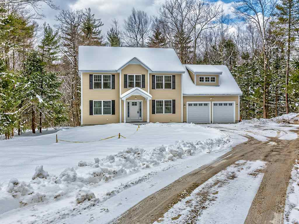 Mont Vernon NH Home for sale $List Price is $419,900