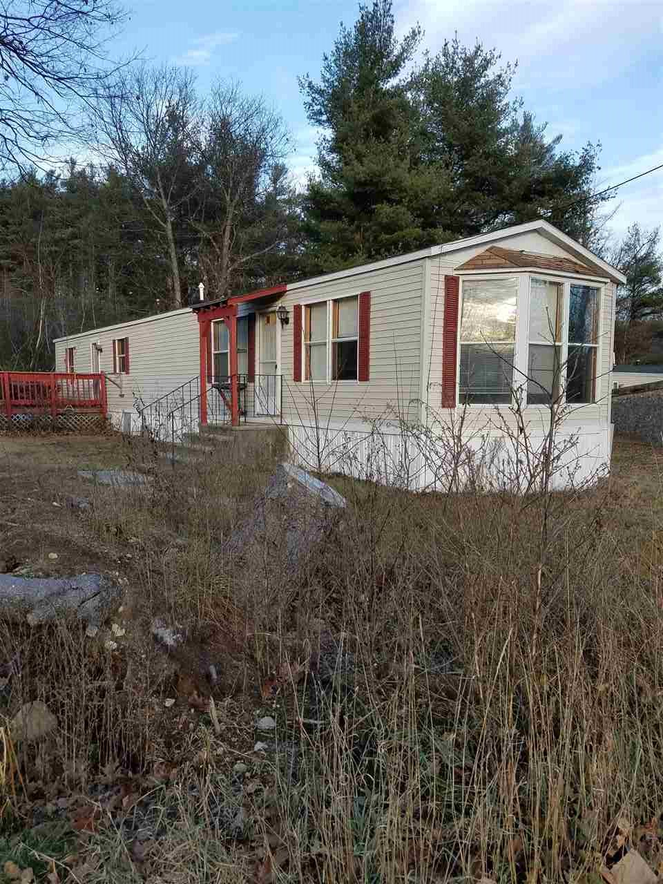 New Ipswich NH Mobile-Manufacured Home for sale $List Price is $29,000