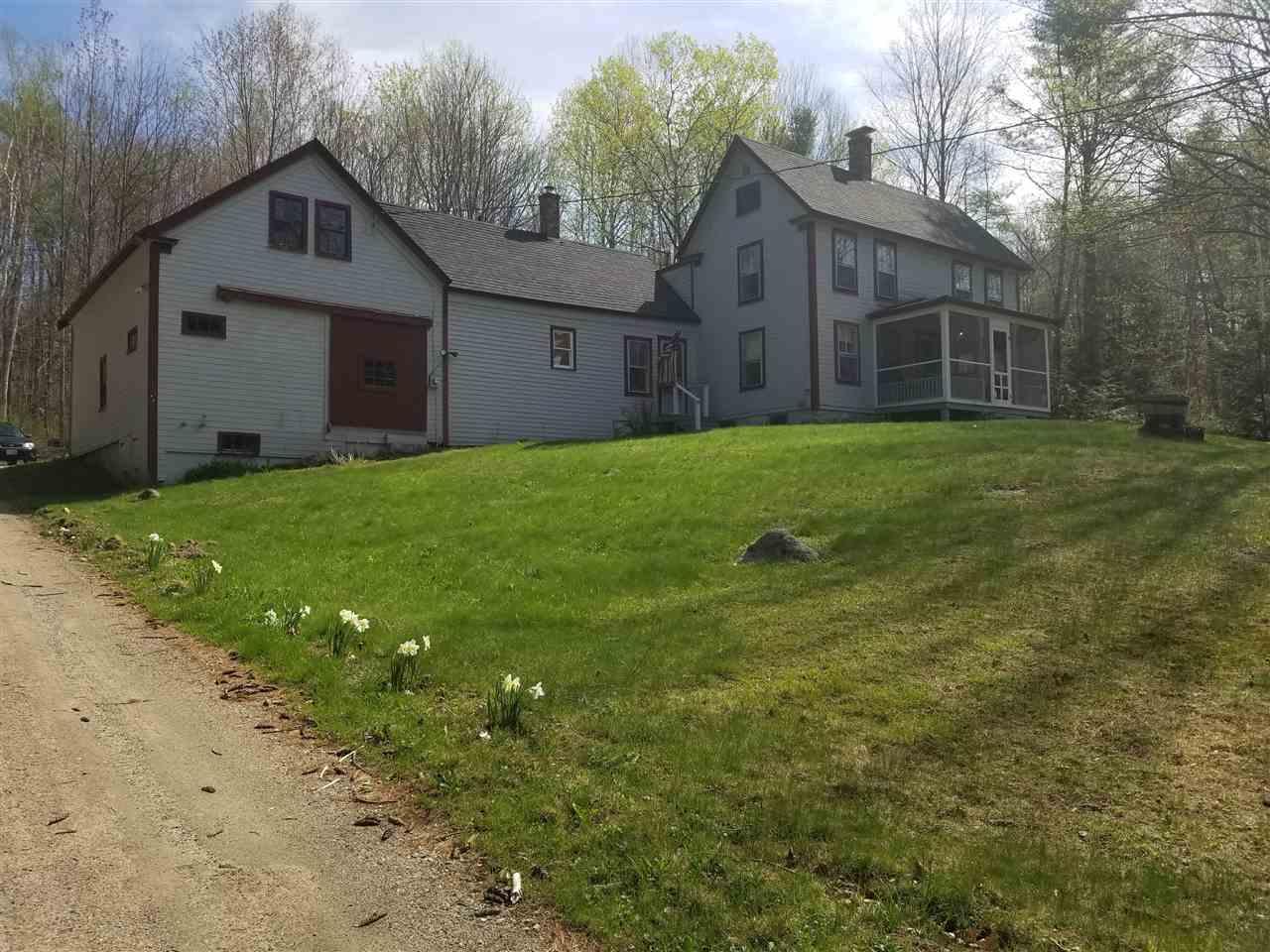 TUFTONBORO NH Home for sale $185,000