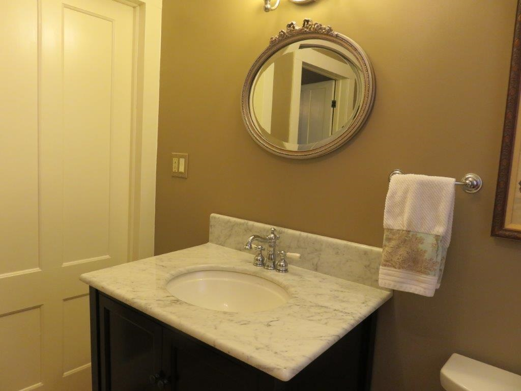 Half Bath on 1st Floor 11225150