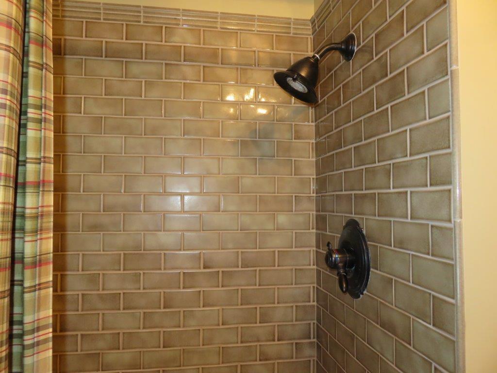 New Tile in Shower 11225164