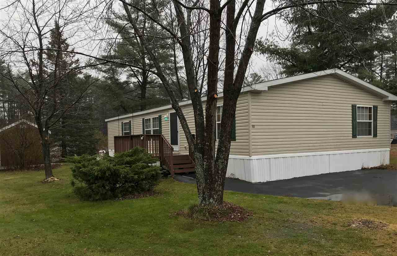 Allenstown NHMobile-Manufacured Home for sale $List Price is $79,500